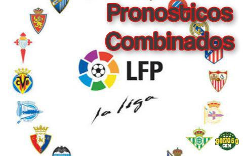 Pronostico de apuestas deportivas combinadas hoy miércoles día 20 de abril del 2016 en la Liga Española