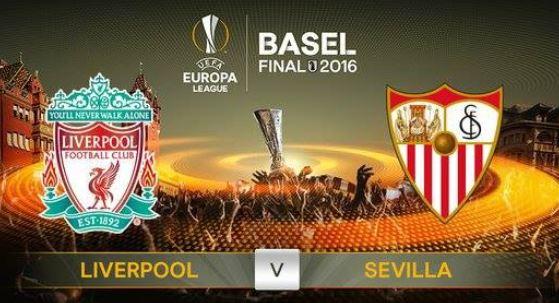 liverpool vs sevilla final uefa europa liga hoy miércoles 18 mayo 2016