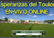 torneo esperanzas toulon en vivo online 2016