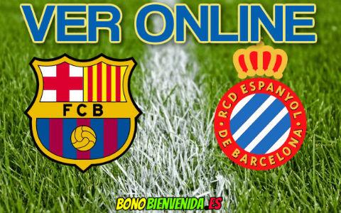 Ver Barcelona vs Espanyol Hoy Domingo 8 Mayo del 2016 Jornada 37 de la Liga Española