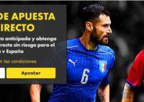 apuesta sin riesgos en directo bet365 eurocopa 2016 italia - españa