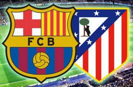 Barça - Atlético Madrid