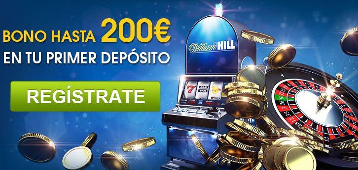 bono 5 euros casino william hill