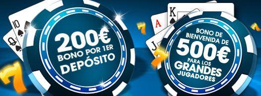 codigo de bono para los juegos de casino de william hill