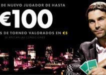 bonos gratis de poker en línea para España y toda Latam.