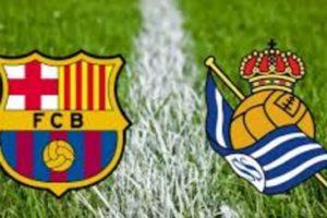 Retransmisión en vivo y pronóstico Barcelona vs Real Sociedad hoy jueves 26 de enero del 2017