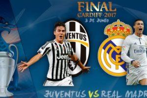 La porra para la final de Champions League 2016 2017 Real Madrid vs Juventus 3 junio 2017