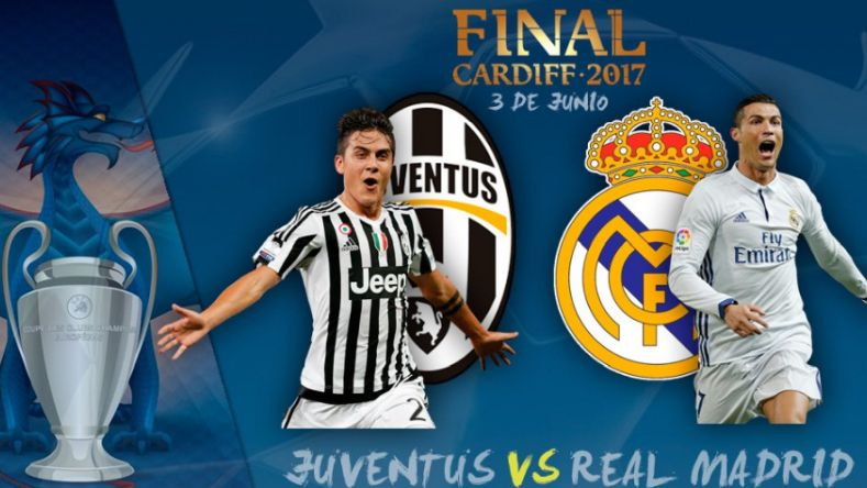 La porra para la final de Champions League 2016 2017 Real Madrid vs Juventus 3 junio 2017