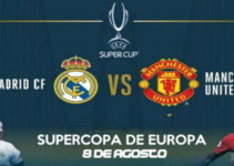 Real Madrid vs Manchester United Pronóstico Final Supercopa de Europa 2017